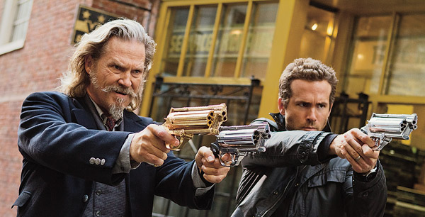 Jeff Bridges a Ryan Reynolds v R.I.P.D.