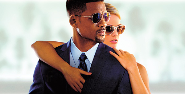 Will Smith a Margot Robbie