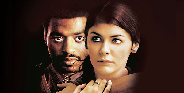 Audrey Tautou a Chiwetel Ejiofor