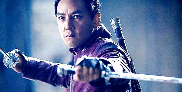 e0ac40c07539 Daniel Wu v úlohe bojovníka Sunnyho