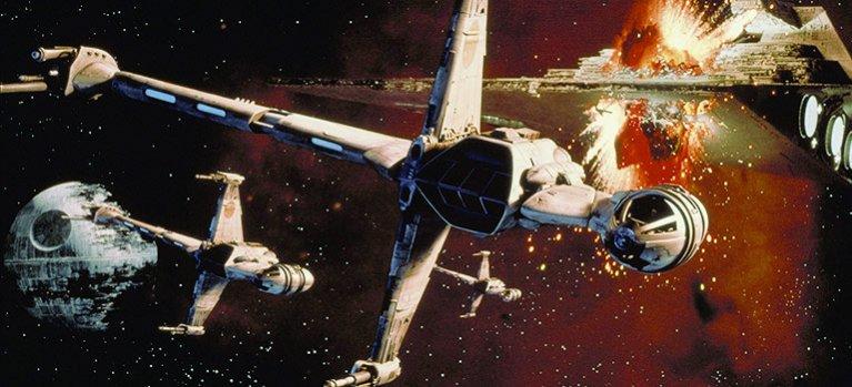 Hviezdne vojny VI – Návrat Jediho  fc66532b6d2