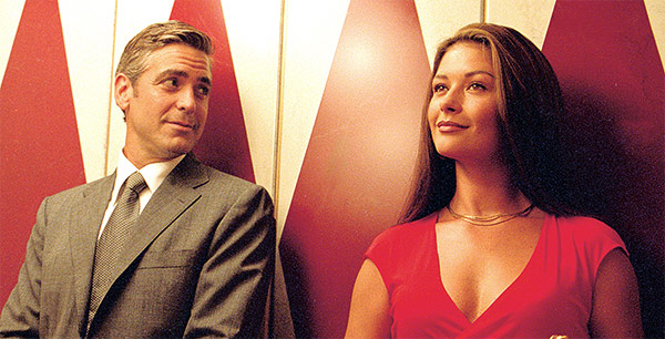 George Clooney a Catherine Zeta-Jones